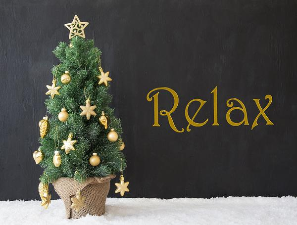 If You Get Holiday Stress, Here Are Some Tips to Help You Relax