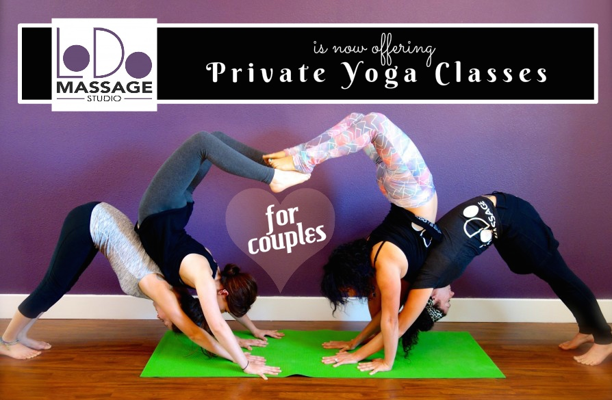 Couples Yoga & Massage Special